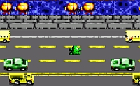 Frogger Games
